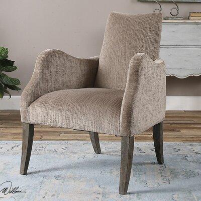 Brayden Studio Ansley Chenille Arm Chair