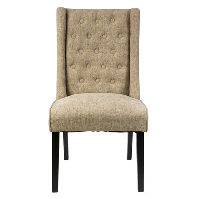 Brayden Studio Epicurus Dining Chair (Set of 2)