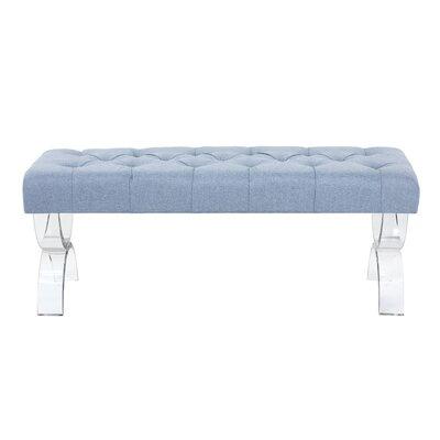 Brayden Studio Eustis Upholstered Bench