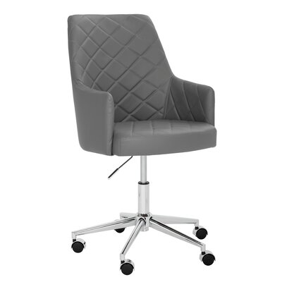 Brayden Studio Ianthe Chase Mid-Back Desk Chair