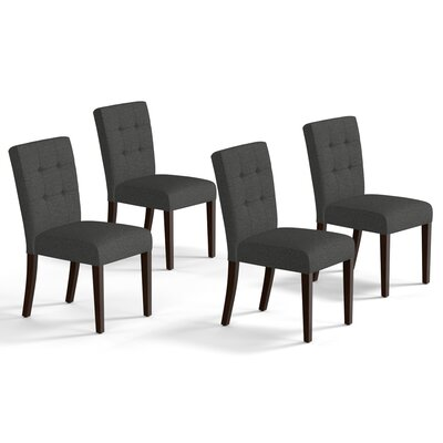 Brayden Studio Isidora Parsons Chair (Set of 4)
