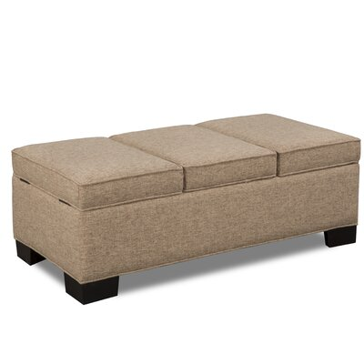 Brayden Studio Hertel Accent Storage Cocktail Ottoman