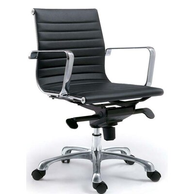 Brayden Studio Dibella Low Back Conference Chair (Set of 2)