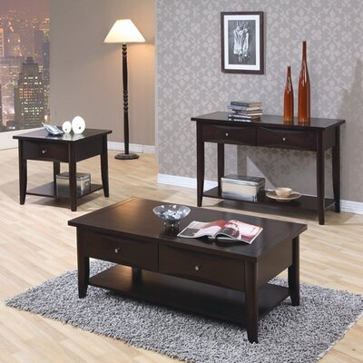 Wade Logan Humbermede Coffee Table Set