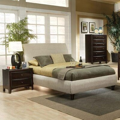 Wade Logan Wexford Queen Platform Customizable Bedroom Set