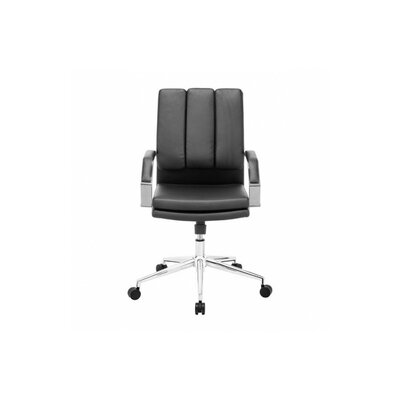 Wade Logan Reilly High Back Office Chair with Arm