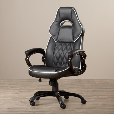 Wade Logan Fairfax High-Back Executive Office Chair