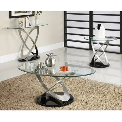 Wade Logan Coffee Table Set