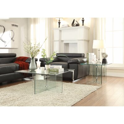 Woodhaven Hill Alouette Coffee Table Set