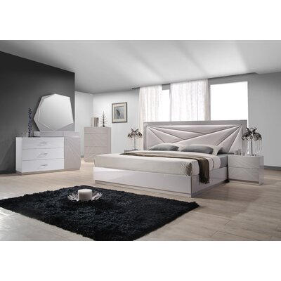 Wade Logan Emesto Panel Customizable Bedroom Set