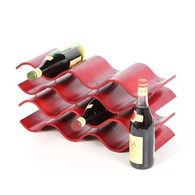 Wade Logan Ernesto 12 Bottle Tabletop Wine Rack