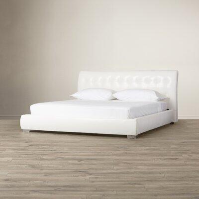 Wade Logan Santino Upholstered Platform Bed
