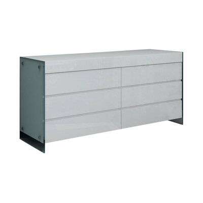 Wade Logan Andrew 6 Drawer Dresser