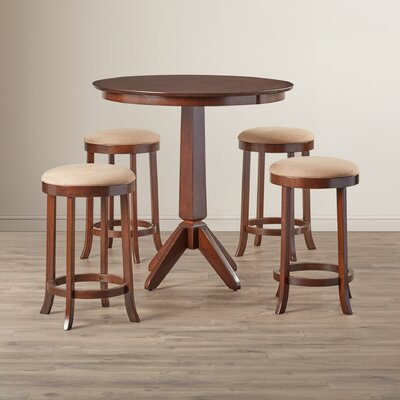 Red Barrel Studio Appalachian 5 Piece Dining Set Image