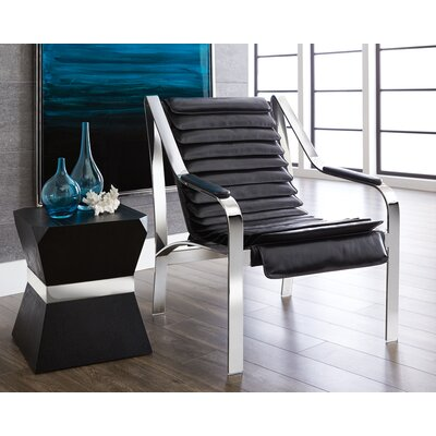 Wade Logan Don Canberra Lounge Chair