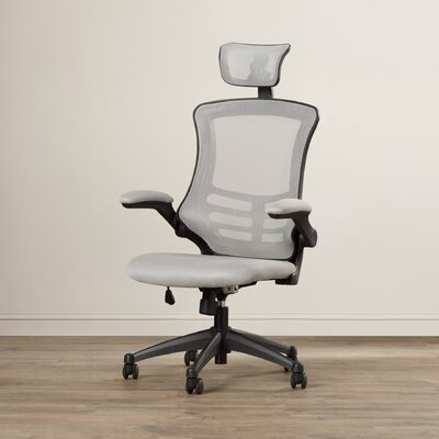 Wade Logan Lottie Conference Office Chair with Headrest