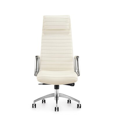 Latitude Run Emma High-Back Office Chair with Arms