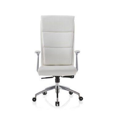 Latitude Run Emily High-Back Office Chair with Arms