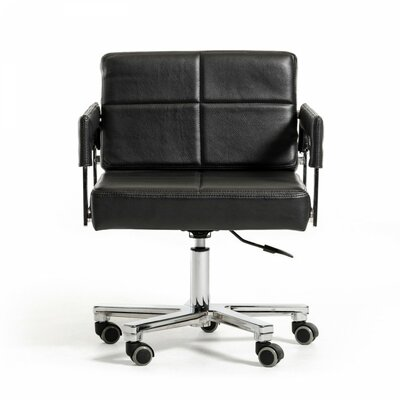 Wade Logan Wesley Low-Back Office Chair w..
