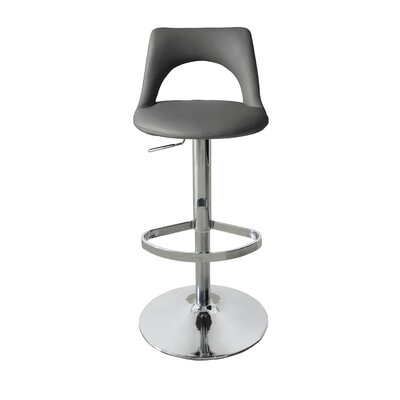 Wade Logan Adjustable Height Bar Stool