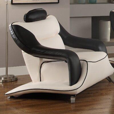 Wade Logan Valencia Modern Arm Chair