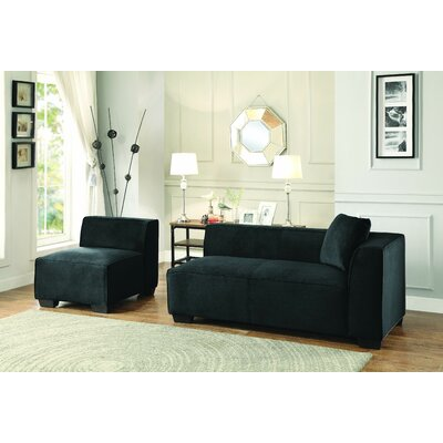 Wade Logan Avalon Park Slipper Chair