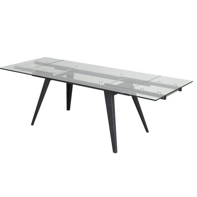 Wade Logan Carter Extendable Dining Table