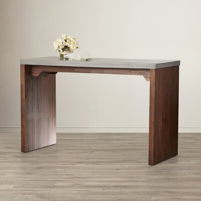 Wade Logan Steven Counter Height Pub Table