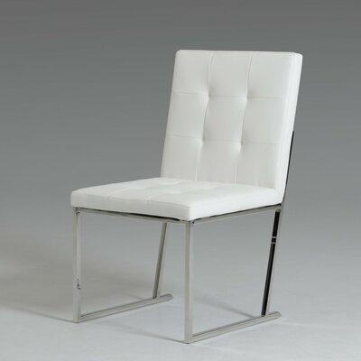 Wade Logan Wesley Click Modern Parsons Chair (Se..