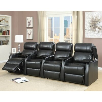 Wade Logan Mikel Home Theater Seating
