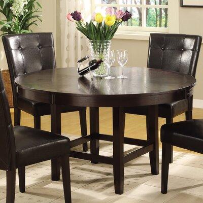 Wade Logan Christensen Round Dining Table