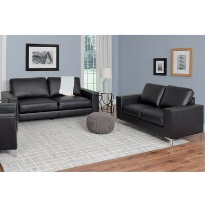 Wade Logan Greysen 2 Piece Sofa Set