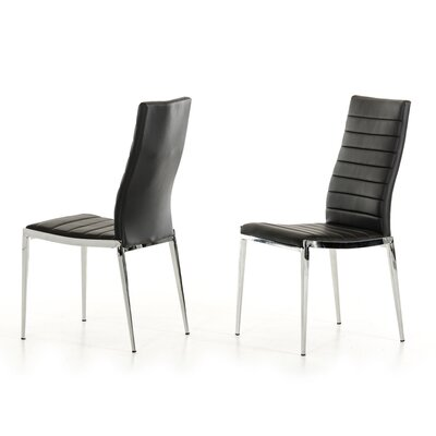 Wade Logan Wesley Parsons Chair (Set of 2)