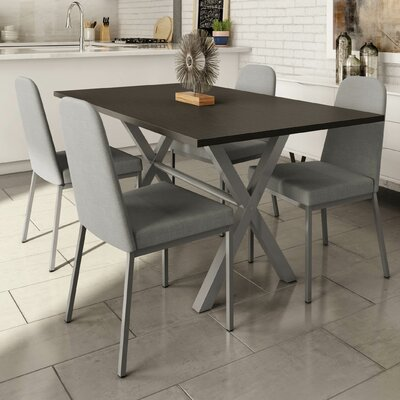 Wade Logan Muhammed 5 Piece Dining Set