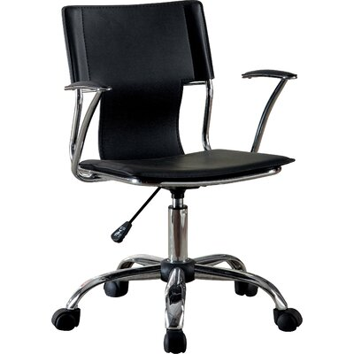 Wade Logan Alistair High-Back Desk Chair
