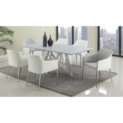 Wade Logan 7 Piece Dining Set