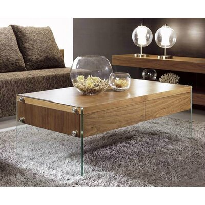 Wade Logan Patterson Coffee Table