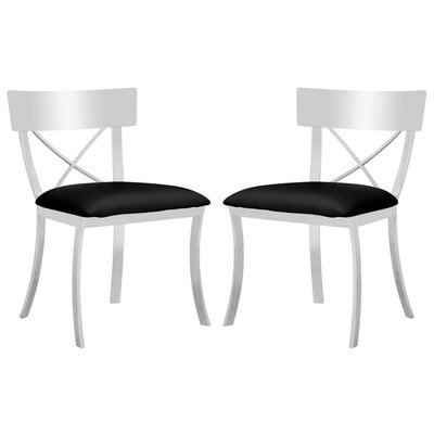 Wade Logan Newkirk Side Chair (Set of 2)