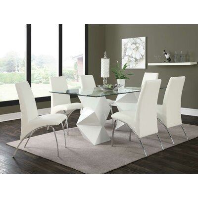 Wade Logan Delilah Dining Table