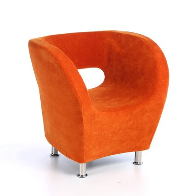 Corrigan Studio Colt Microfiber Modern Club Chair