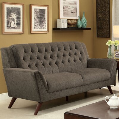 Corrigan Studio Carnduff Deep Tufted Sofa