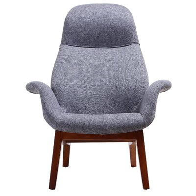 Corrigan Studio Nero Slipper Chair