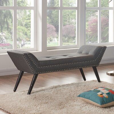 Corrigan Studio Clift Upholstered Bench