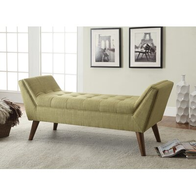 Langley Street Serena Upholstered Bedroom Bench