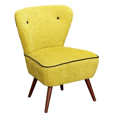 Langley Street Portland Slipper Chair