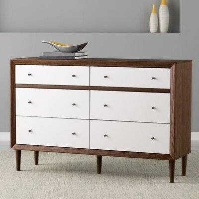 Langley Street Sunset 6 Drawer Dresser