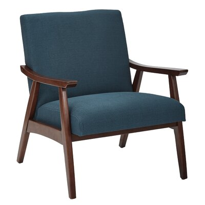 Langley Street Coral Springs Arm Chair