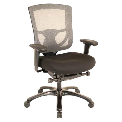 Tempur-Pedic Adjustable High-Back Mesh Office Chair