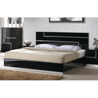 BestMasterFurniture Barcelona Platform Bed