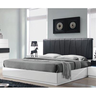 BestMasterFurniture Ireland Upholstered Platform Bed
